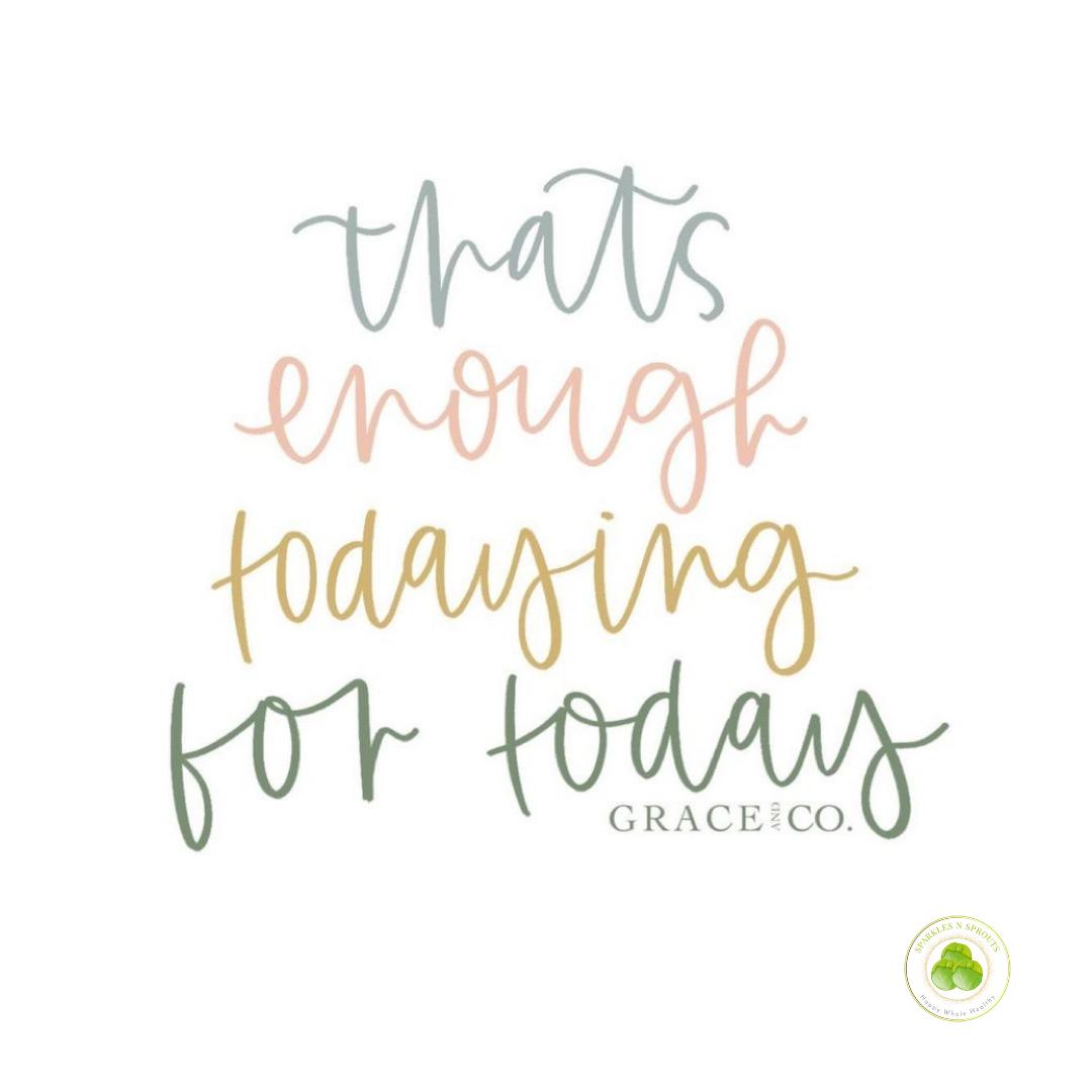 enough-todaying