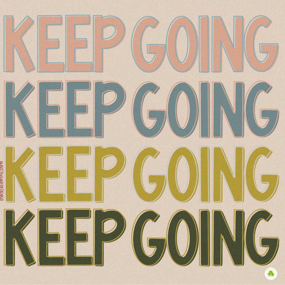 keep-going-keep-going