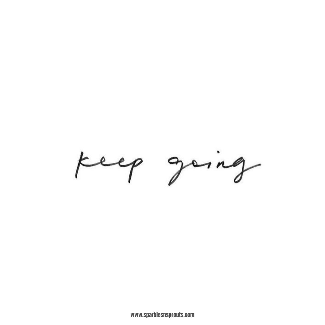 keep going-ss