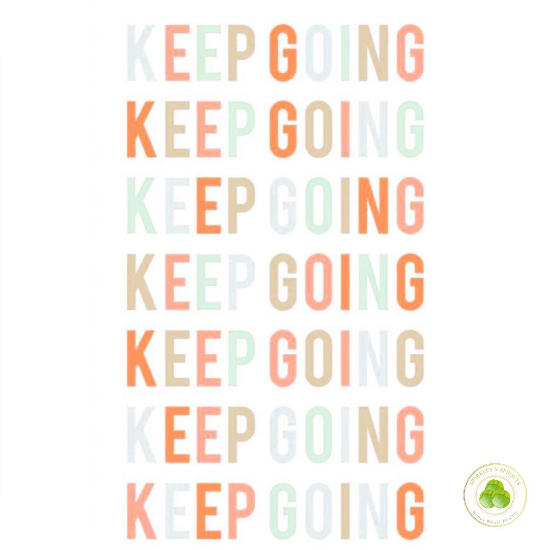 keep-going...