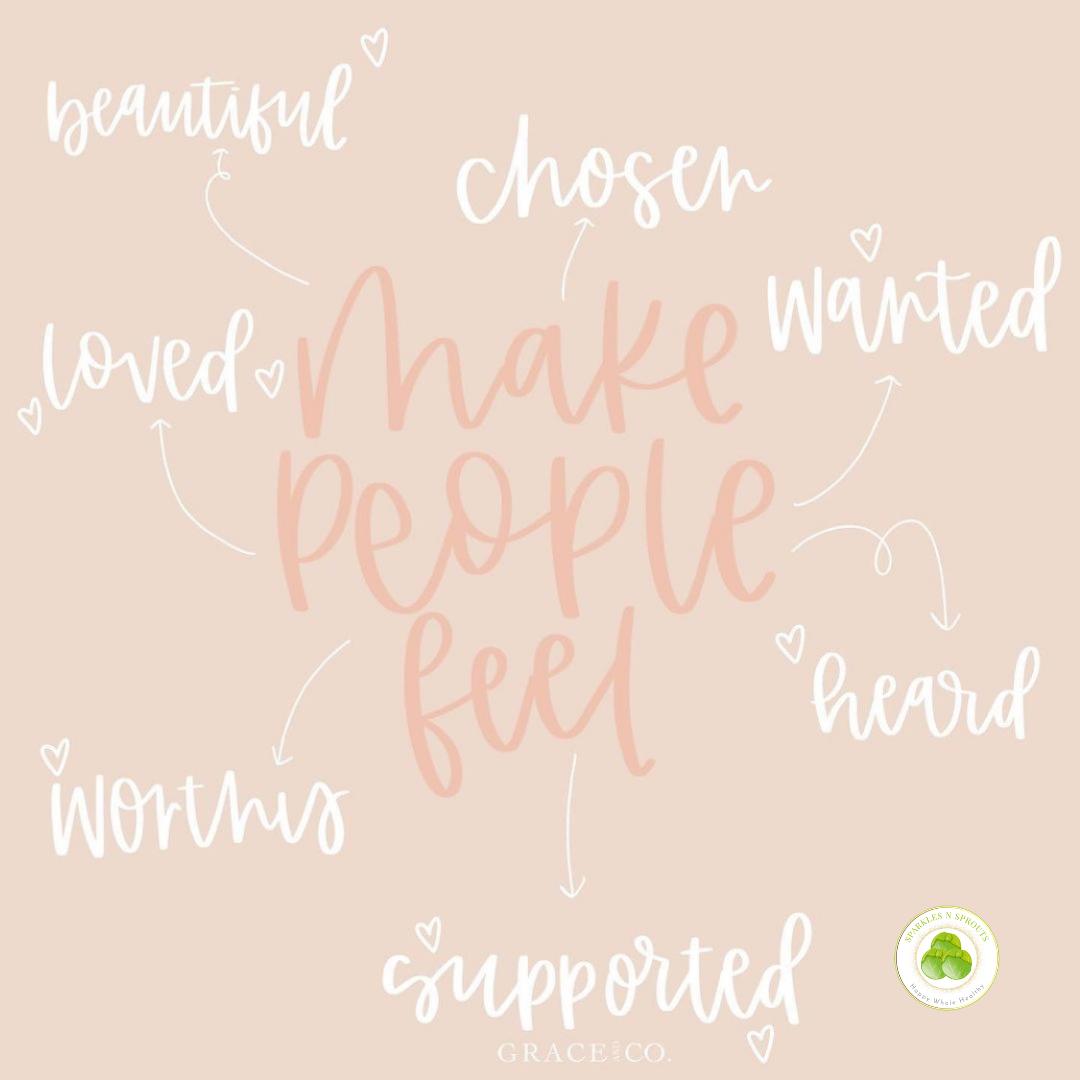 make-people-feel