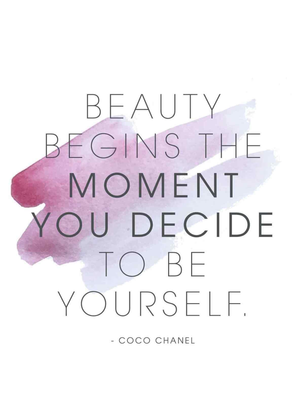 Makeup Quotes: Natural Beauty Vs Makeup Quotes