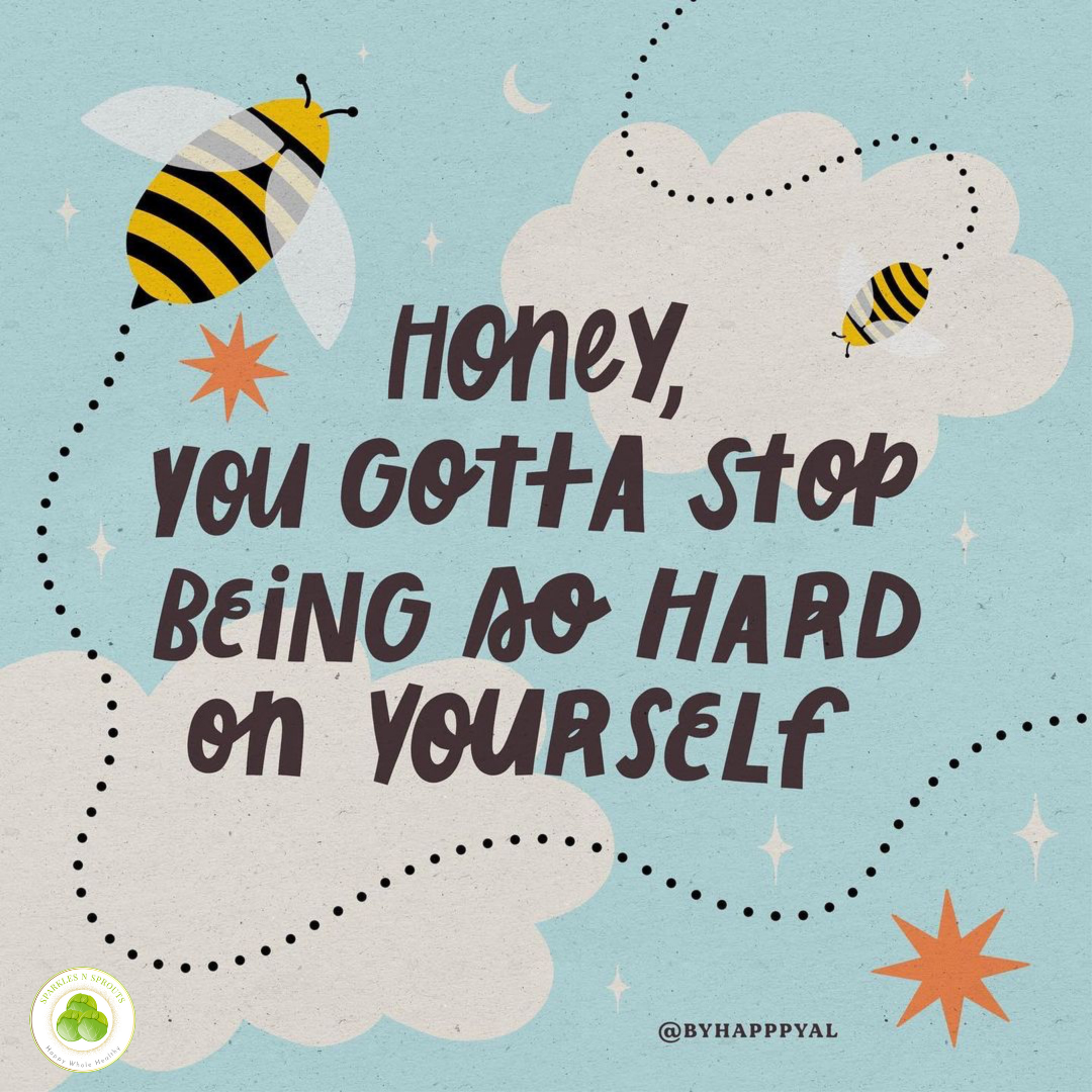 stop-being-hard-on-yourself