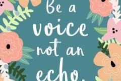 be voice