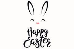 easter-black-bunny
