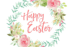 happy-easter-flower-wreath