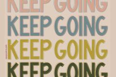 keep-going-tan
