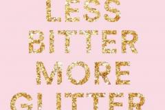 less bitter-ss