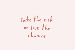 love the chance