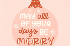 ornament-be-merry