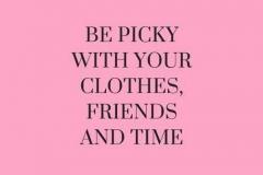 picky friends