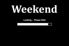 weekend-loading-bar