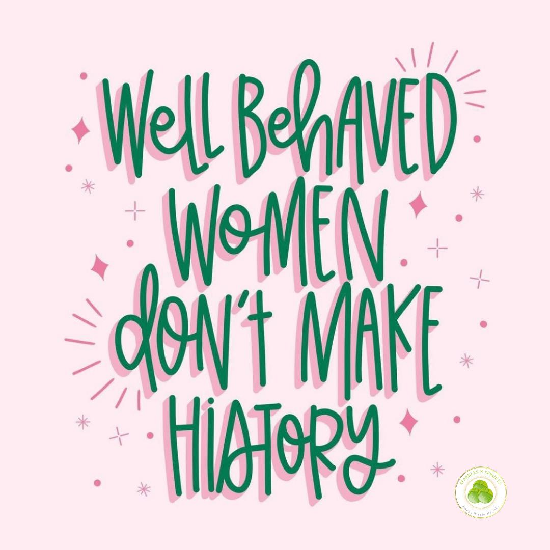 well-behved-women