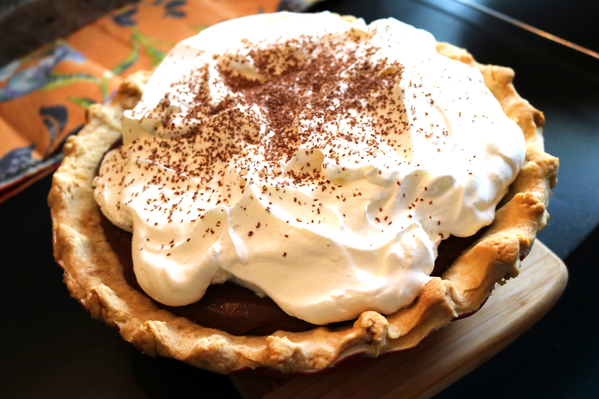 choc pie whip