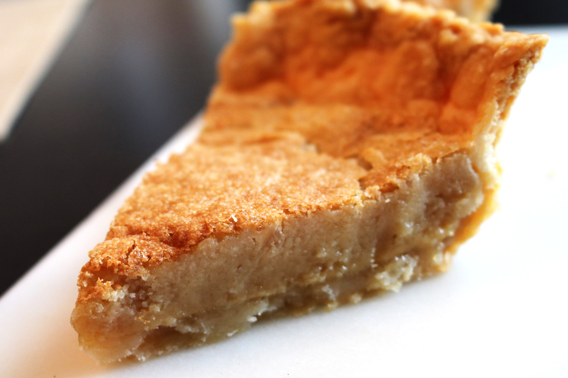 Brown Sugar + Buttermilk = YUMMY Pie - Sparkles n Sprouts